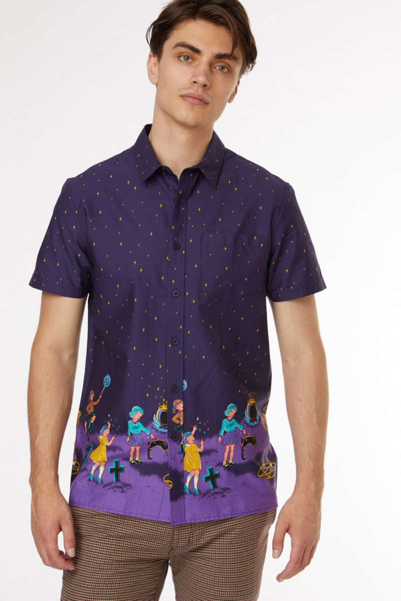 Witches Business SS Shirt