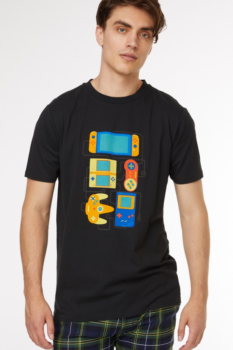 Connected Tee