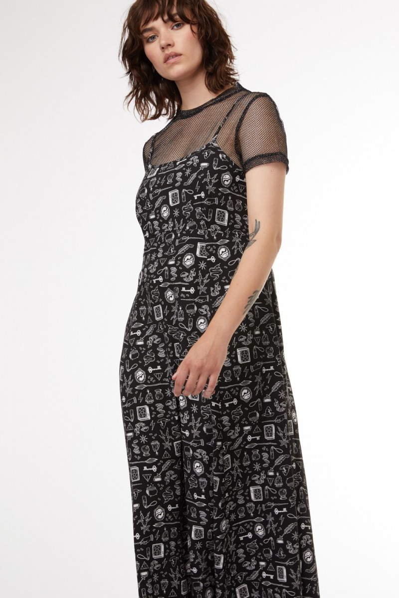 Witchcraft And Wizardry Dress