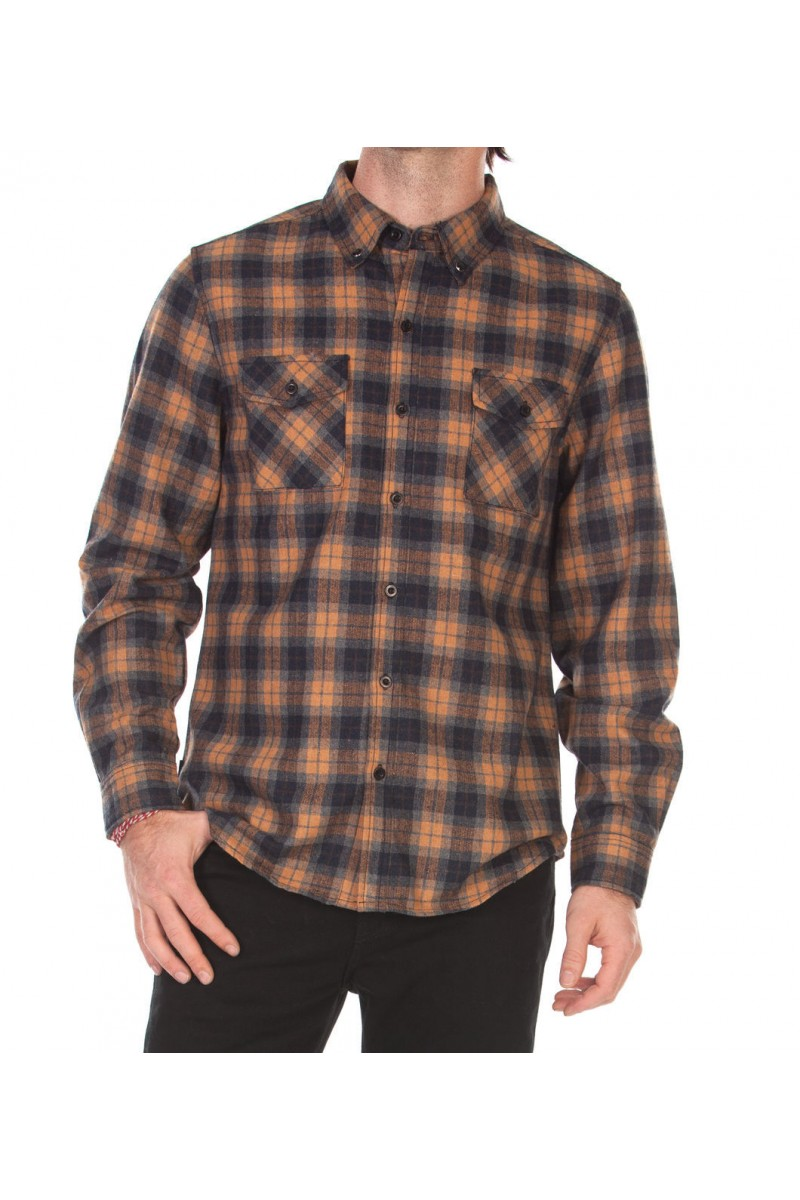 Jack Flannel Shirt