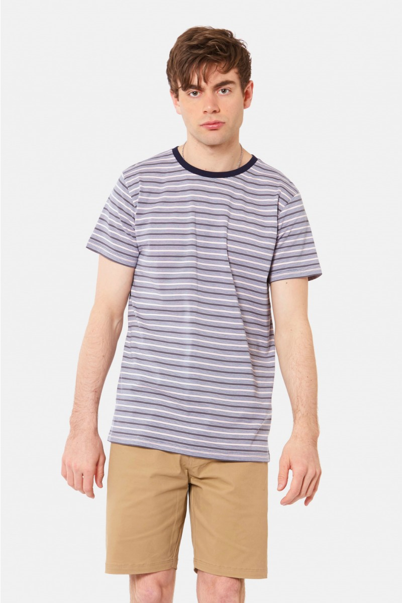 All Day Stripe Tee