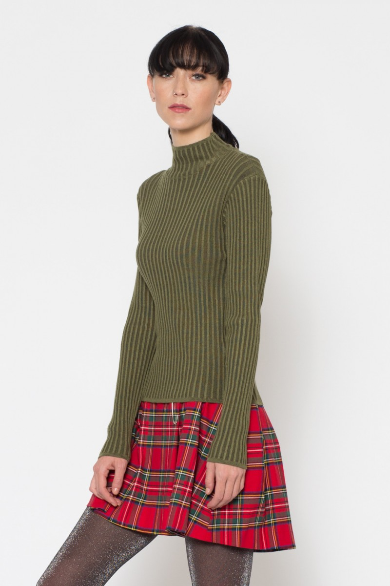 Walk The Plank Knit