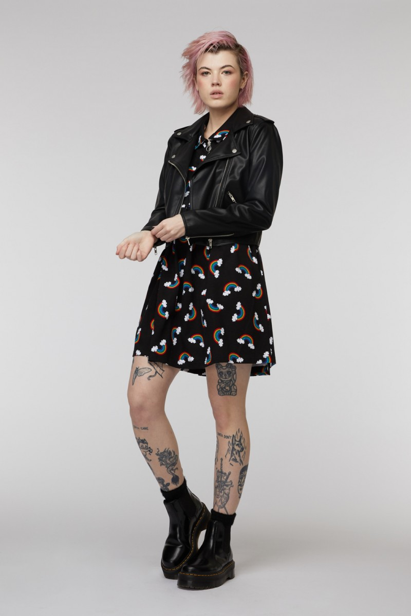 Lost Girls Biker Jacket