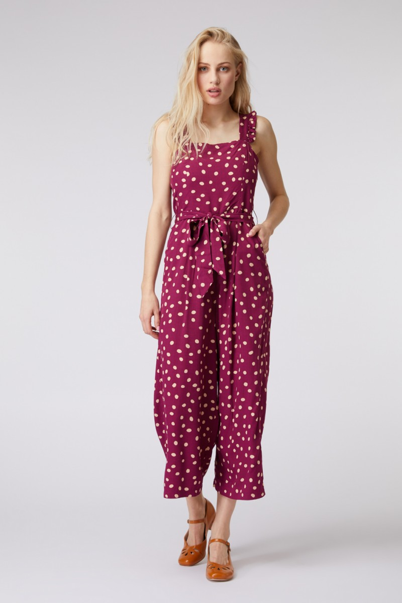 Maple Jumpsuit