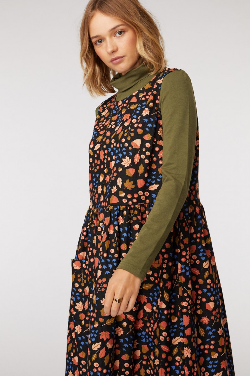 Autumn Day Dress