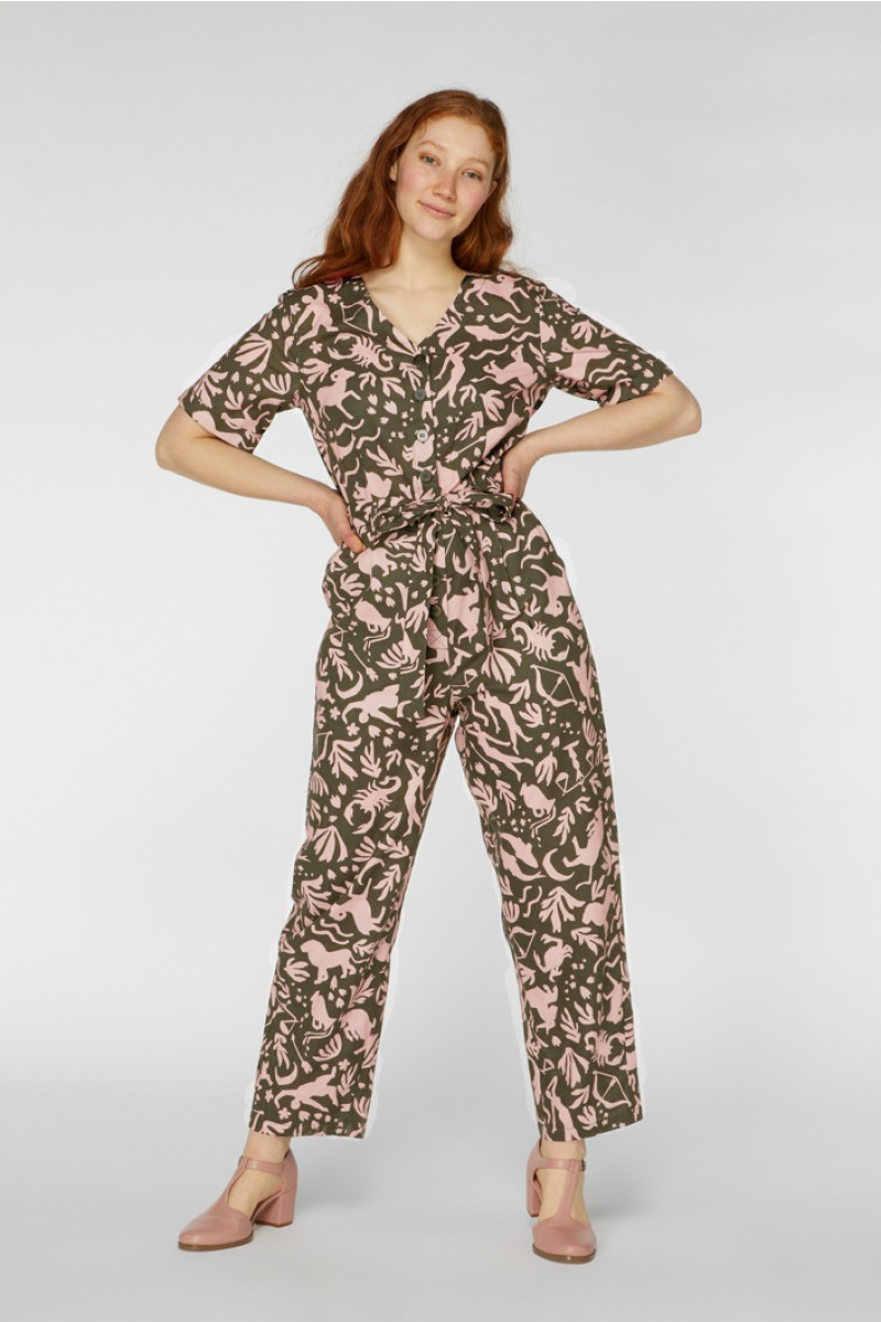 Astrology Jumpsuit