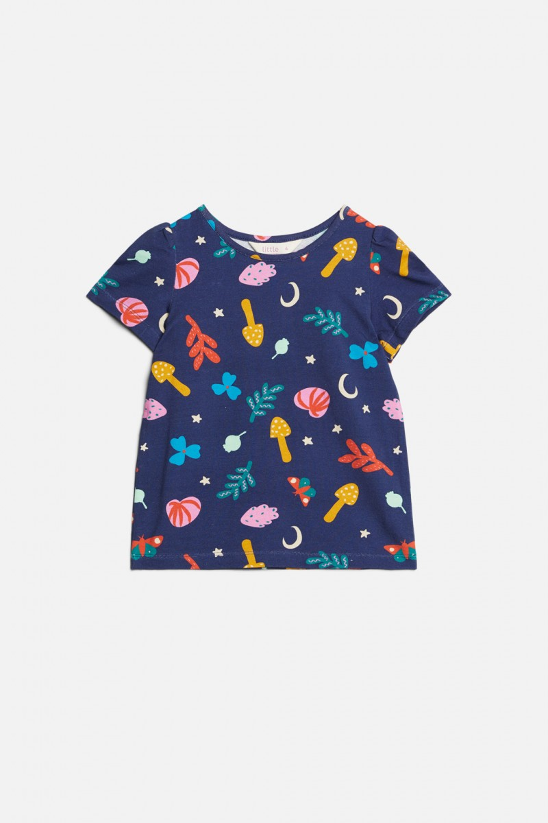 Mushrooms & Moons Tee