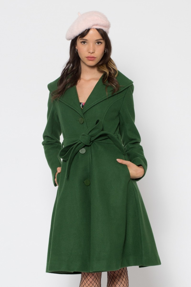 Twirl My Way Coat