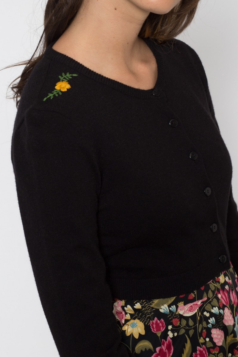 Bed Of Roses Cardigan