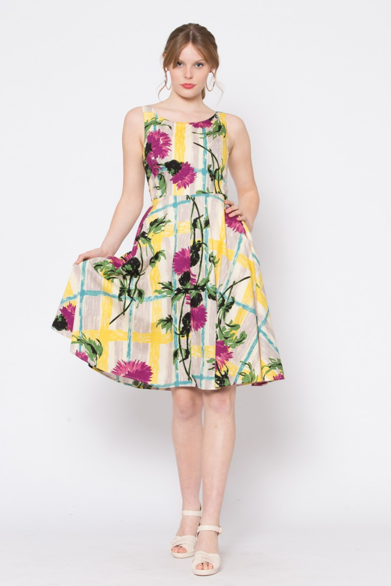House Of Bloom Dress
