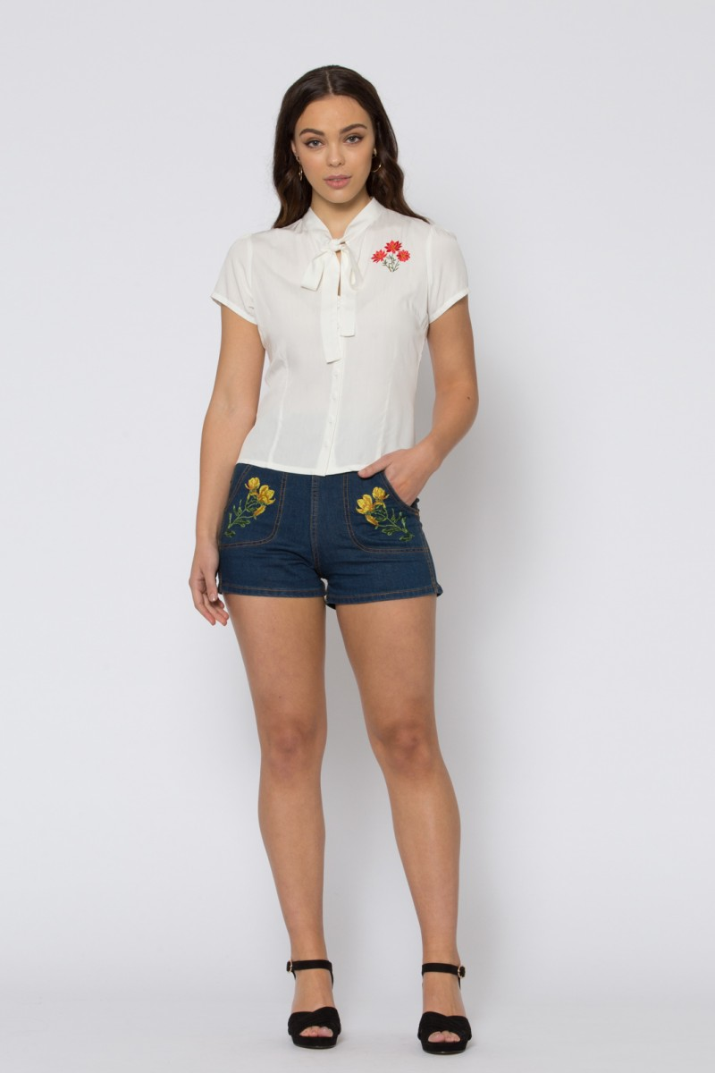 Country Festival Blouse