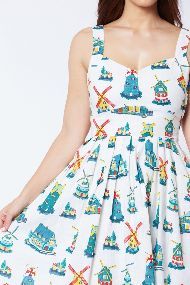 Blow Me Away Dress