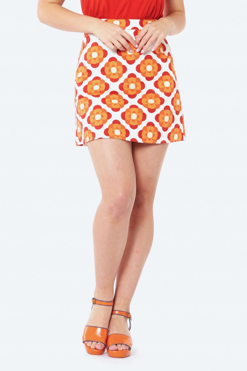 Diamonds Are Forever Skirt