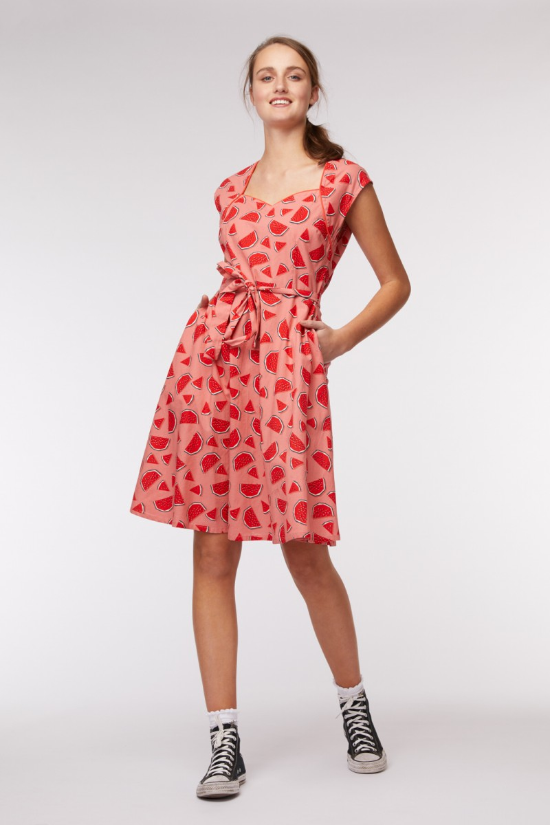 One In A Melon Dress