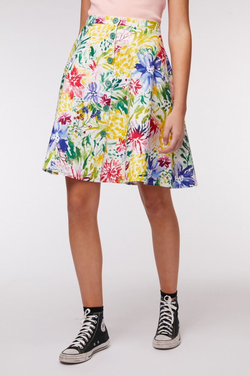 Pineapple Express Skirt