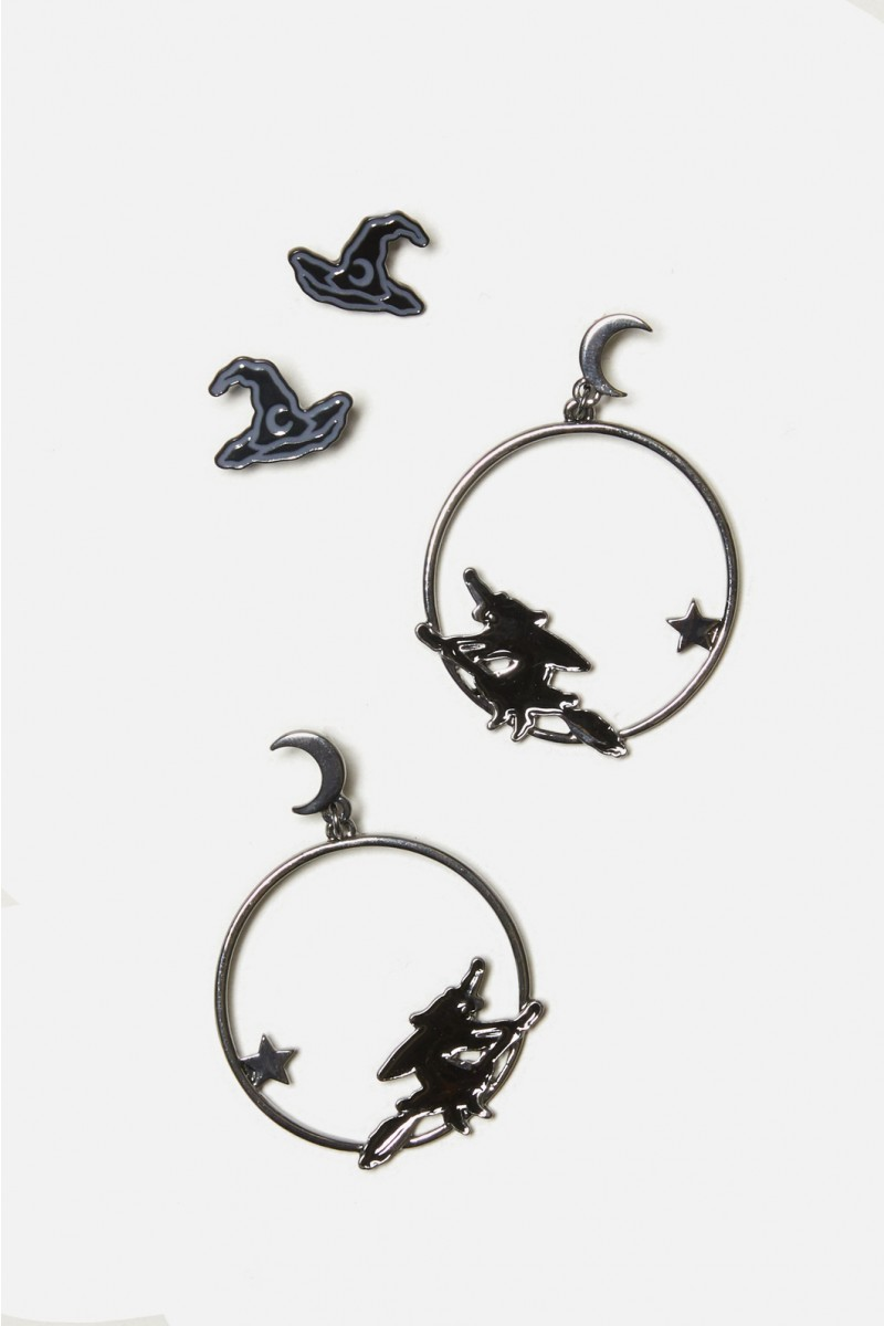 WITCHY EARRING SET
