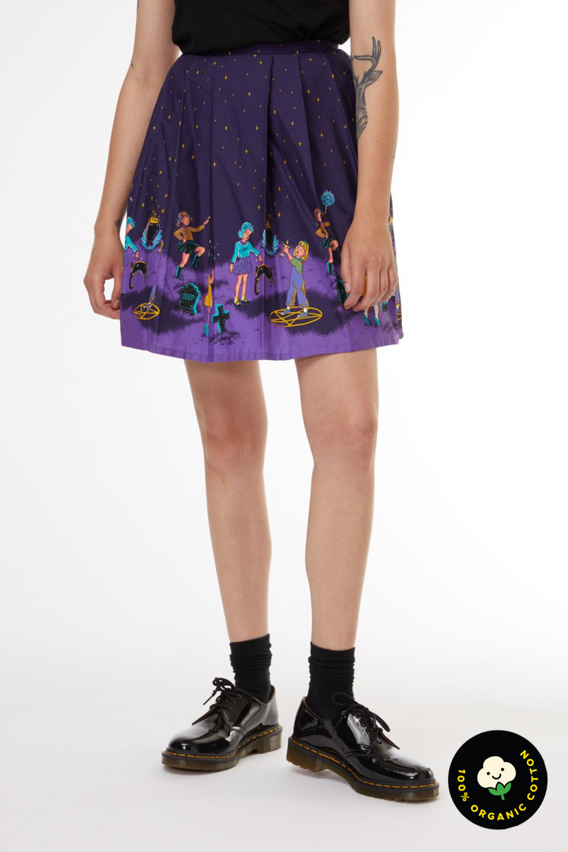 Witch Business Skirt