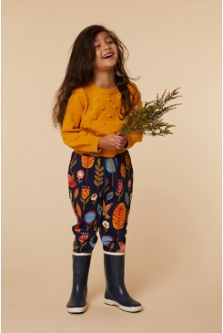 Flower Fields Trakkie Pant