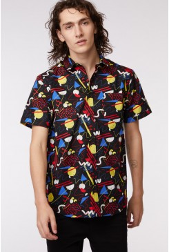 Shapes Mania SS Shirt