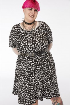 Magic Mix Dress Curve