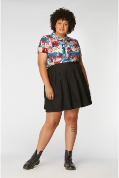 Love At First Bite Blouse Cur