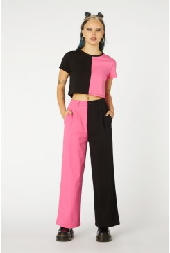 Bright Contrast Pant