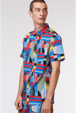 Out In The Bush SS Shirt