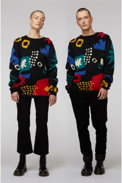 Hit The Mall Knit
