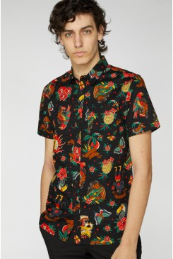 Its A Jungle Out There SS Shirt