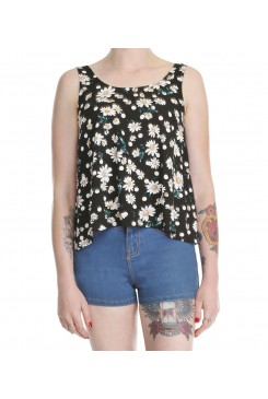 Dotted Daisy Top