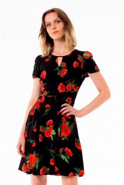 Poppies Dress
