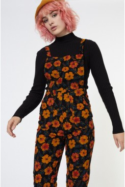 Alone In The Woods Jumpsuit