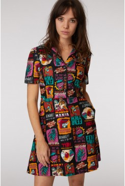 Creepshow Dress