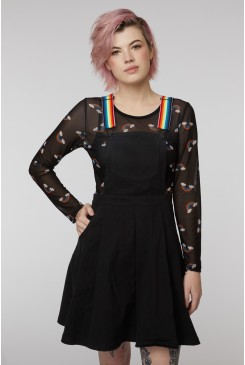 Gone Rad Pinafore