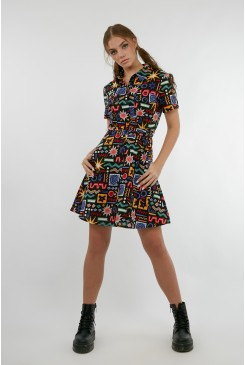 Thornberry Dress