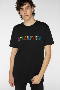 Physically Here Mental Elsewhere Tee