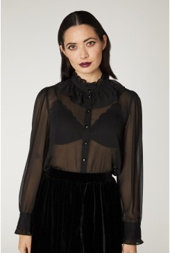 Tormented Artist Blouse
