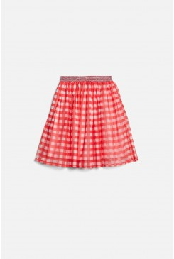 Pippi Check Skirt