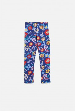 Flower Face Legging