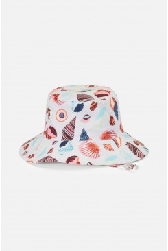 Sea Shells Sun Hat