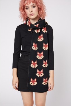 Foxy's The Name Scarf