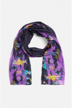 Witches Business Scarf