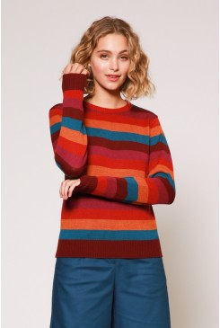 Raphaelle Stripe Sweater