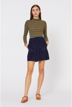 Bowie Cord Skirt