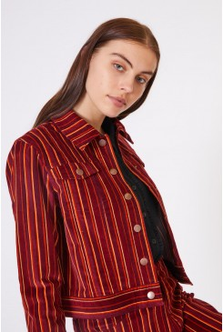 Oxford Jacket