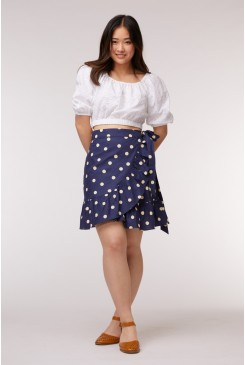 Gina Wrap Skirt