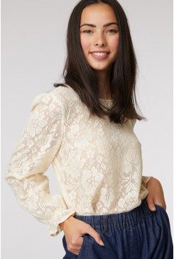 Jocelyn Lace Top