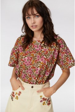 Milly Ditsy Top