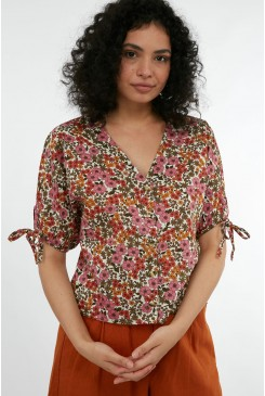 Milly Ditsy Blouse