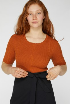 Susan Knit Top